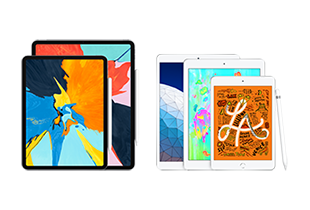 Shop for iPad Air & iPad Mini. Now Available for Cashback.