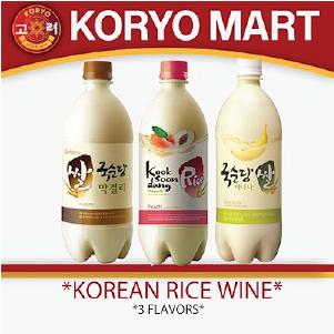 Kooksoondang Korean rice wine 750ml