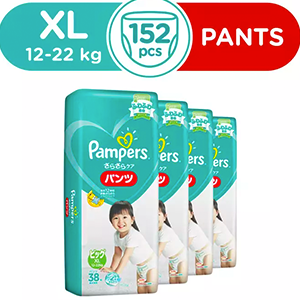 Pampers Baby Dry Pants XL (12-22kg)