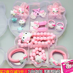 Girls' Hair Accessories set