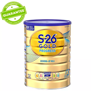 Wyeth®Nutrition S-26® GOLD PROGRESS® Stage 3 Growing-up Formula 2'-FL 1.6kg