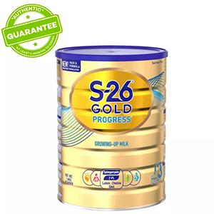 Wyeth®Nutrition S-26® GOLD PROGRESS® Stage 3 Growing-up Formula 2'-FL 1.6kg