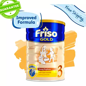Friso Gold 3 Growing Up Milk 1.8kg