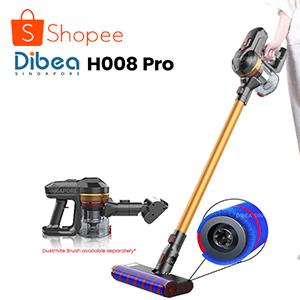 Dibea H008 Pro Cordless Vacuum Cleaner