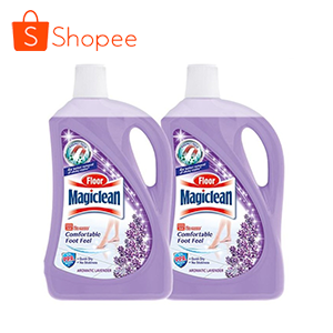 Floor Magiclean Lavender 2L (Set Of 2)