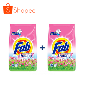 [FAB] Laundry Powder Detergent 4.7/5.1kg [Bundle of 2]