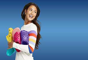 Crocs - 20% Off Selected Styles (min spend $100) from 04 Apr 12 am - 30 Jun 11:59 pm
