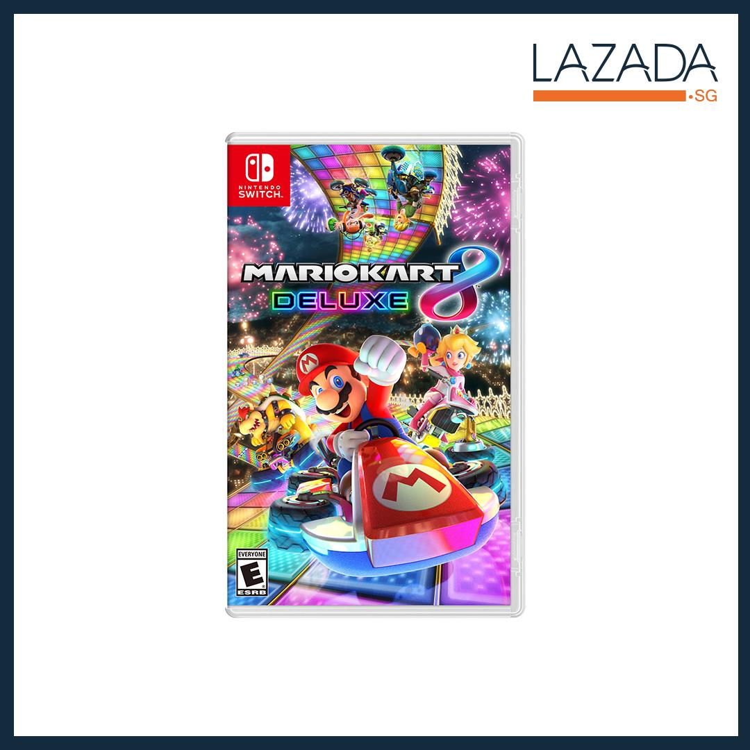 Nintendo Switch Mario Kart 8 Deluxe (US)