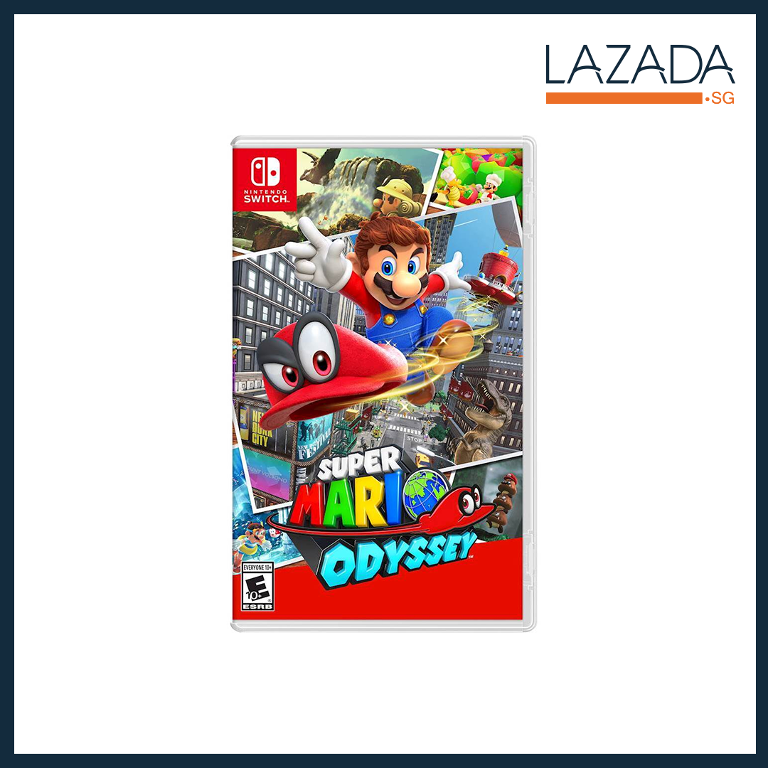 Nintendo Switch Super Mario Odyssey (US)
