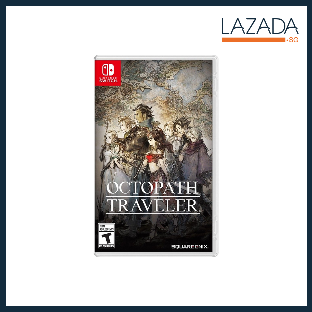 Nintendo Switch Octopath Traveler