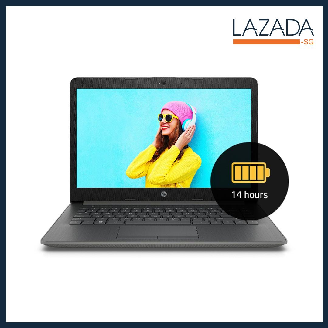 """HP Notebook - 14-cm0109au / 4GB / 128 SSD / 14"""" / WIN10"""