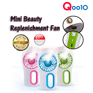 Mini Beauty Replenishment Fan
