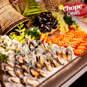 The Square @ Furama - Up to 55% Off Lunch & Dinner Buffet
