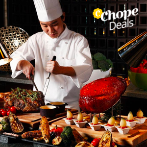 Triple Three Restaurant Up to 50% Off Buffet