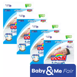 GOO.N JV Diapers S84 x 4 Packs Deal