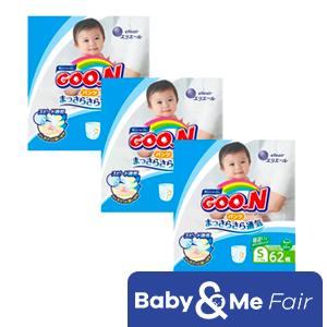 GOO.N JV Pants S62 x 3 Packs Deal