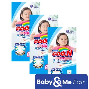 GOO.N JV Pants XL38 Girls x 3 Packs Deal
