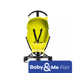 Quinny Yezz ★ 6 months-20kgs ★ Lightweight:5kg ★ Water resistance fabric ★ Sling Strap included ★ Self-standing