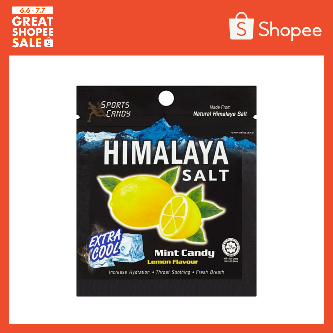 [BUNDLE SALE] Himalaya Salt Sweet Lemon Flavor