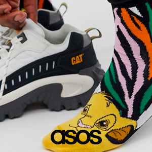 Disney The Lion King x ASOS DESIGN 2 pack character
