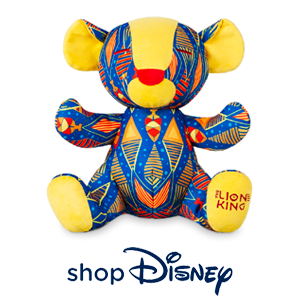 Simba Plush - The Lion King 2019 Film - Small - Special Edition