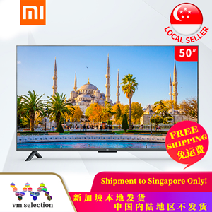 """Xiaomi 50"""" TV [3 days delivery]"""