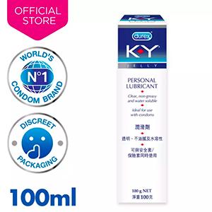 Durex K-Y Jelly Intimate Lube 100g lubricant