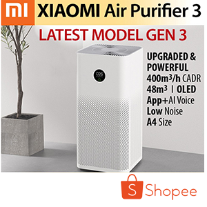 Xiaomi Air Purifier Gen 3
