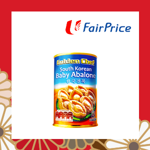 Golden Chef South Korean Baby Abalone (8 Pieces)