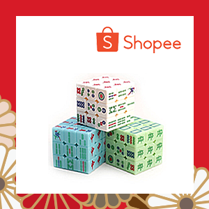 Z-cube Mahjong Magic Cube