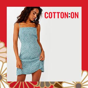 Woven Kendall Mini Dress