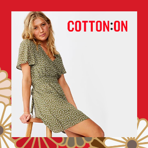 Woven Willow Tea Dress