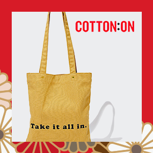 Take It All In Tote