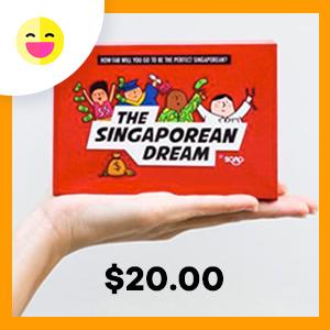 The Singaporean Dream Card Game