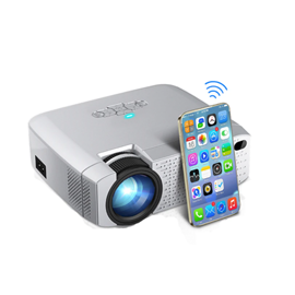 D40W LED Mini Projector Video Beamer for Home Cinema